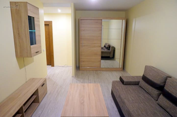 Newly renovated flat in residential area
