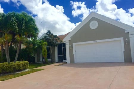 Large, Modern Home Can Be Home Away from Home! - Boca Raton
