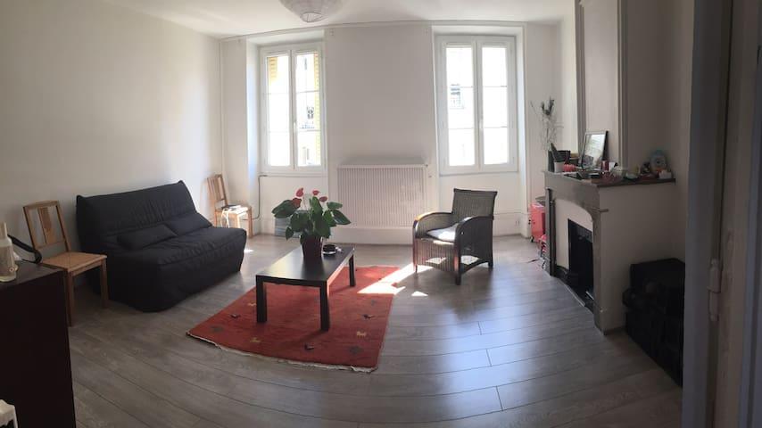 T3 lumineux Valence centre - Valence - Apartment