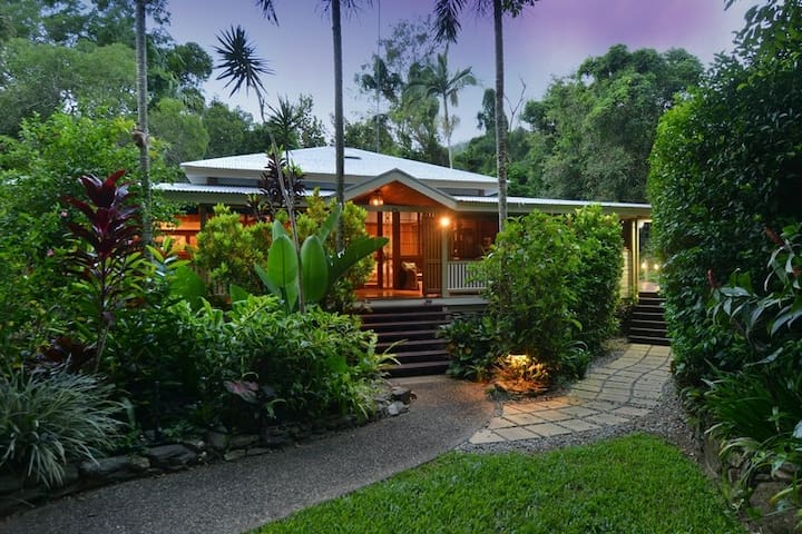Port Douglas Valley Retreat - Port Douglas