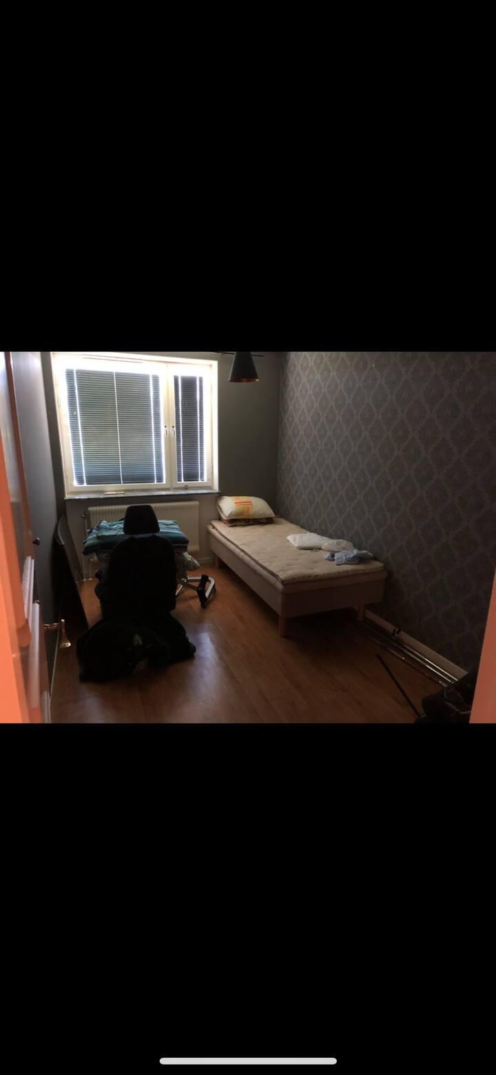 Gästvänlig lägenhet m.m