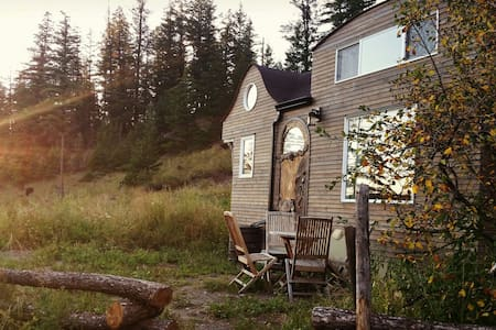 Esk'et Tiny House Bed & Breakfast - Szoba reggelivel