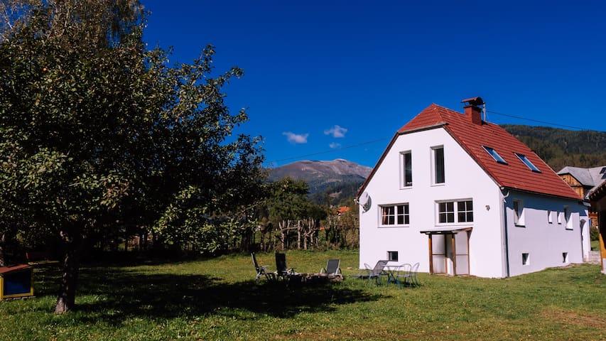 La Casa Colombia in the Heart of Styria