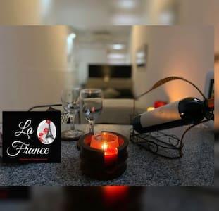 LA FRANCE: estadia calida para amantes del vivir.