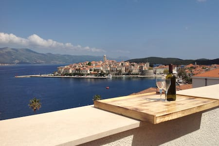 Apartment MAGO with stunning view - Korčula