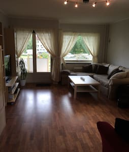 Apartment close to Oslo and Lillestrøm - Lørenskog