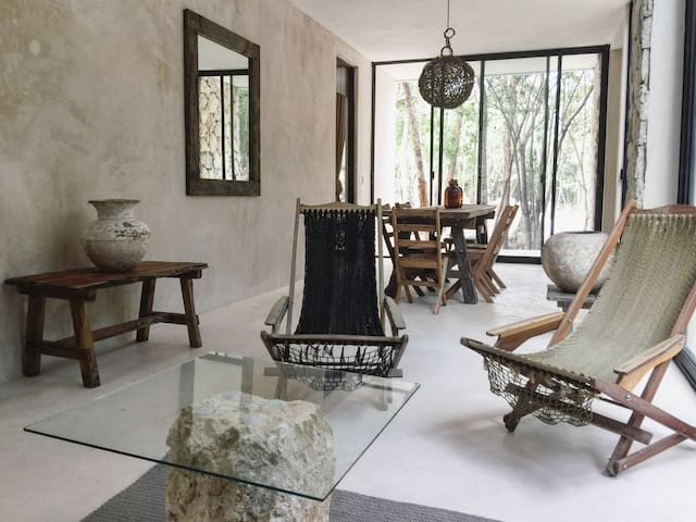 Comfort and style in the middle of the jungle