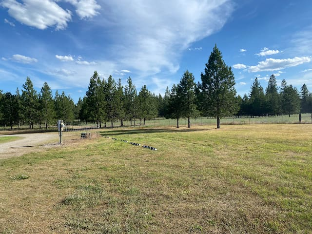 Rude's Ranch Rv Spot - Silverwood RV/Tent Campers