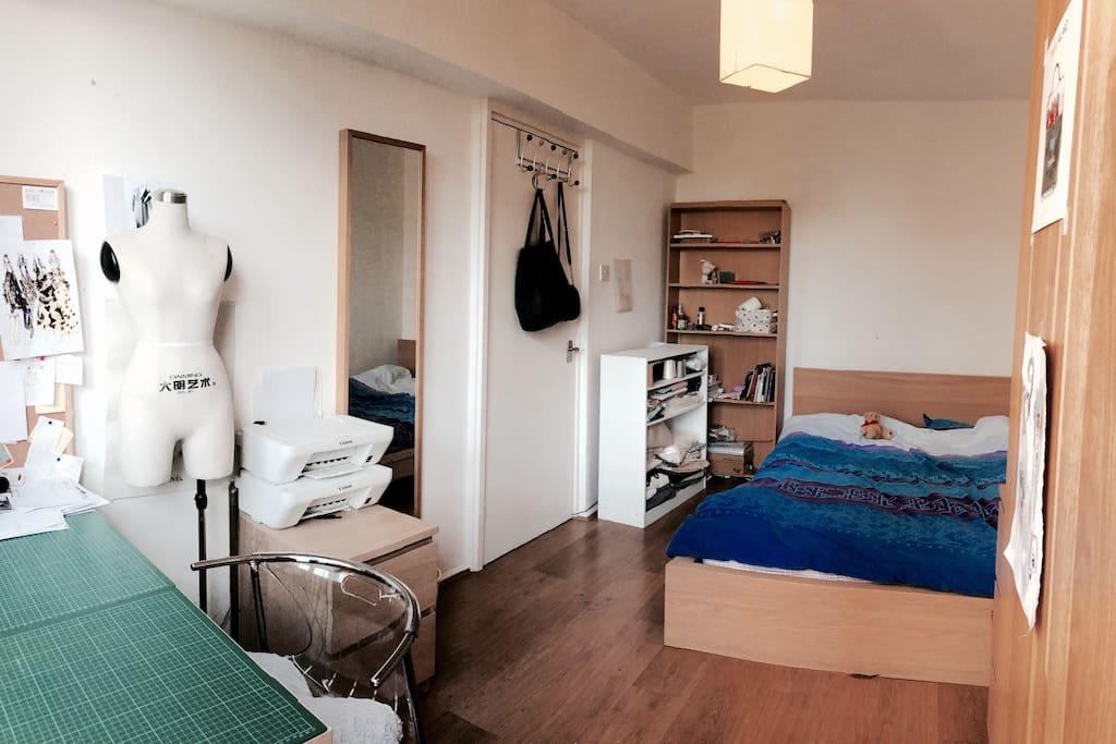 大卧室 bedroom