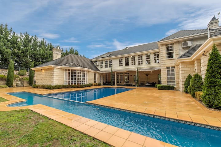 Montfort Manor - Luxury in Gippsland