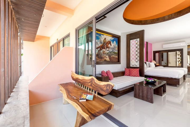 Luxury Space in Patong! - Tambon Patong - Apartament