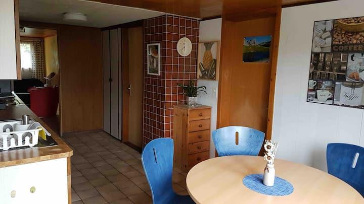 Wohnung Nähe Sörenberg/Luzern mit 2 Schlafzimmer