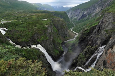 Heidi's Place - space for 5 persons - Eidfjord - Daire