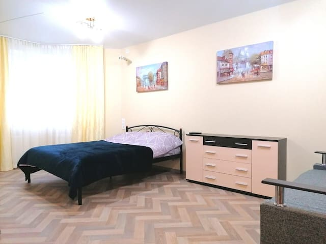 Comfort  apartment near the Kiev airport.