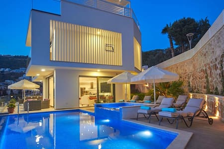 Luxury Rental Villa - Kalkan
