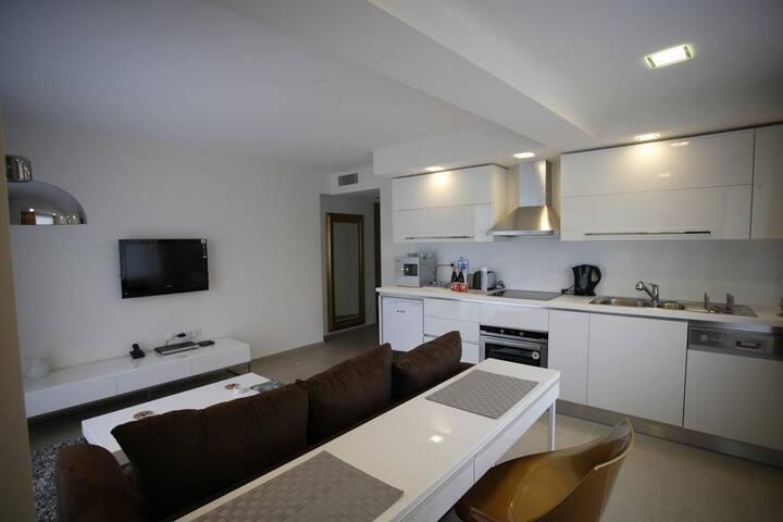 Private suites in the famous Nişantaşı - Superior