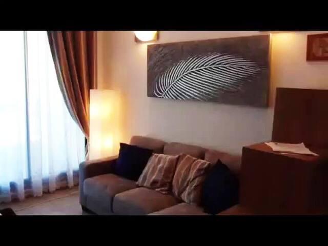Benimantel relaxing apartment