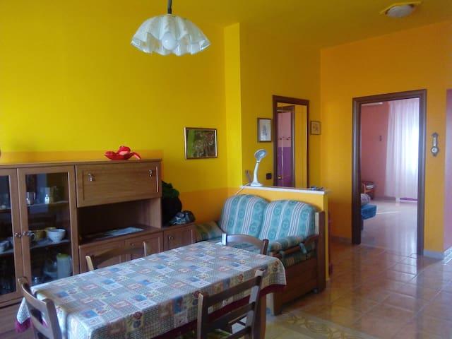 Comodo appartamento in Mirafiori