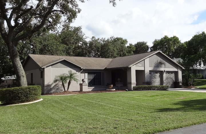 Newly remodeled home in peaceful neighborhood