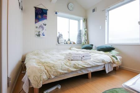 TOTORO ROOM!!Shinjuku-Nakano area - Nakano-ku - Lägenhet