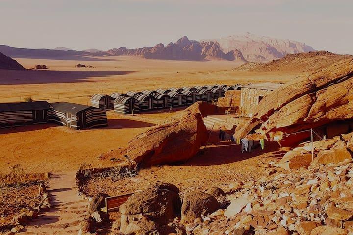 Wadi Rum Bedouin Experience! +Breakfast