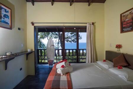 Beautiful Ocean view room #2 - Santa Teresa
