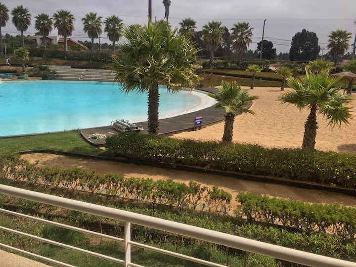 Laguna Vista Algarrobo Departamento duplex