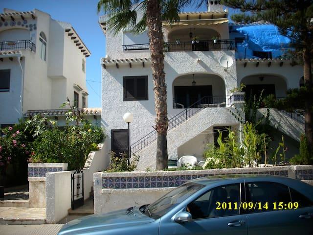 Bonito apartamento cercano a playa. - Orihuela - Byt