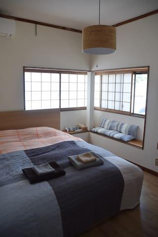 Guesthouse Keramiek Arita - corner room