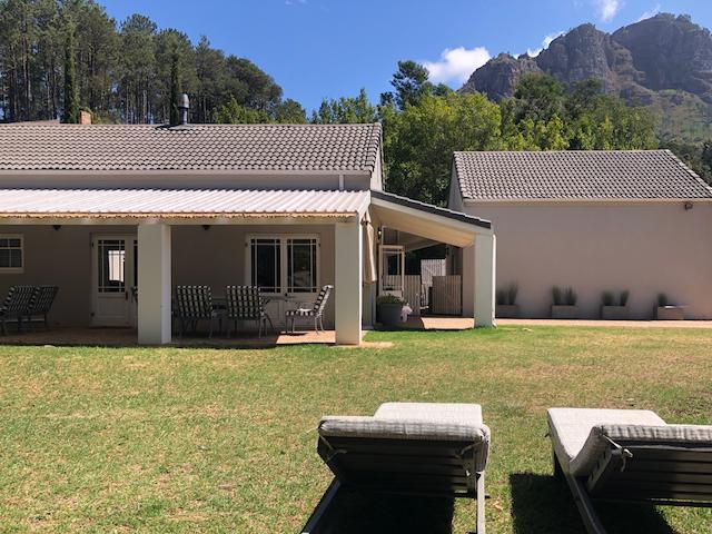 Vuurberg house
