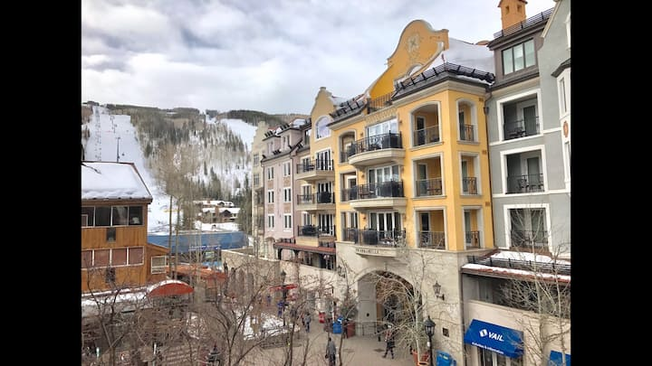 100 Steps to Gondola 5 Star 2br/2ba with parking!