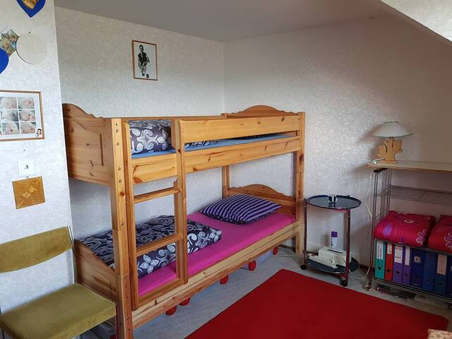 room nr 4 near big rheinfalls