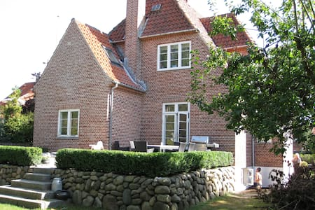 Big renovated house to 10 people close to city - Gentofte