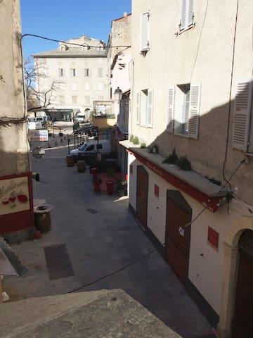 Appartement au coeur de Saint Florent
