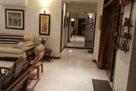 2 bed 1 bath private basement near LUMS, Phase 5