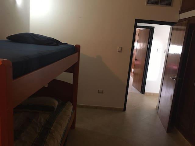 Apartamento Acogedor y finamente amoblado