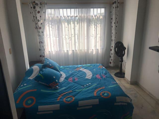 Confortable habitación en el Barrio la Gaitana