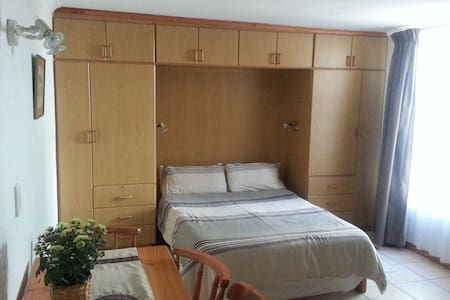 Studio apartment for two
