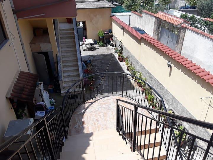 Guest villa second floor apartament near Lungomare