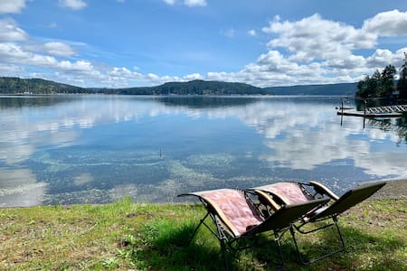 Woodside at Calm Cove - Hood Canal getaway for 2