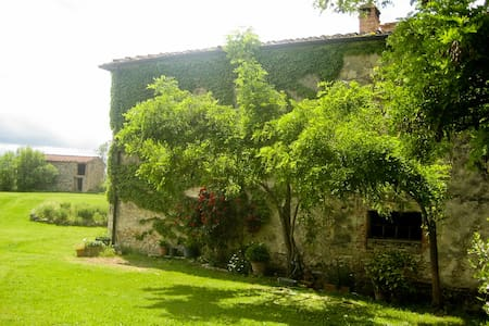 The Meadow ~ Exclusive Little Pearl in Tuscany - Trequanda - Apartamento