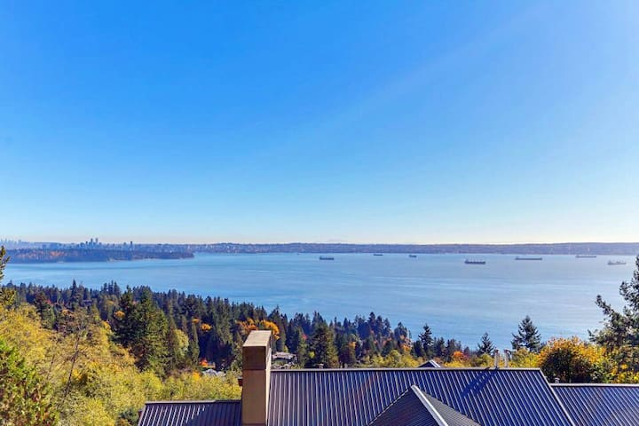 *Brand New* Luxury Ocean-view 5BR 5min to Cypress