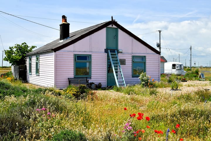 Dungeness single and sitting room