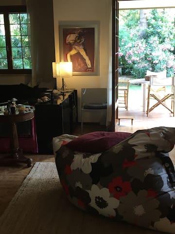 villa con 4 camere zona fronte mare - Lignano Sabbiadoro - Dům