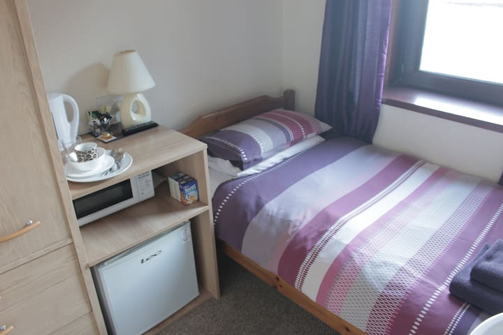 Cosy Space for One in Centre of Aberdeen