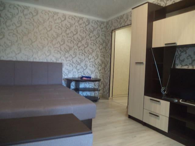 Уютная квартира недалеко от ж/д вокзала