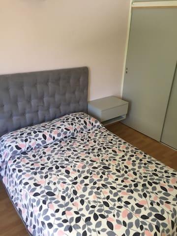 Habitación privada NUEVA y muy cómoda