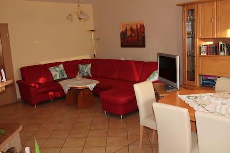 100m² Einliegerwohnung nahe Stausee und Spremberg