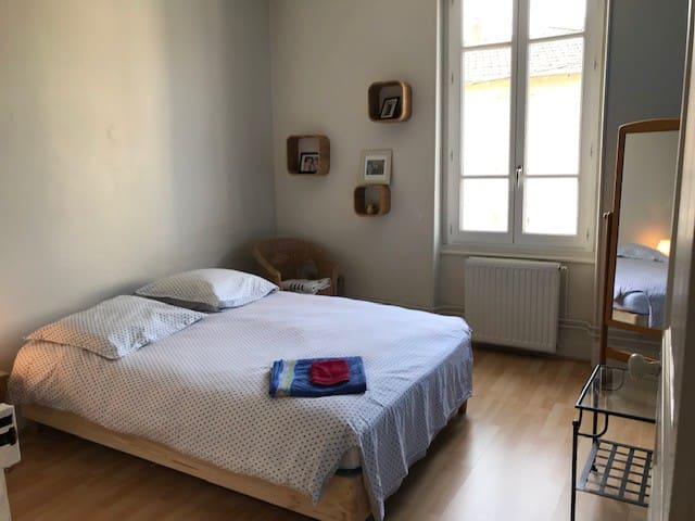 Coeur Montplaisir, Chambre dans maison de charme