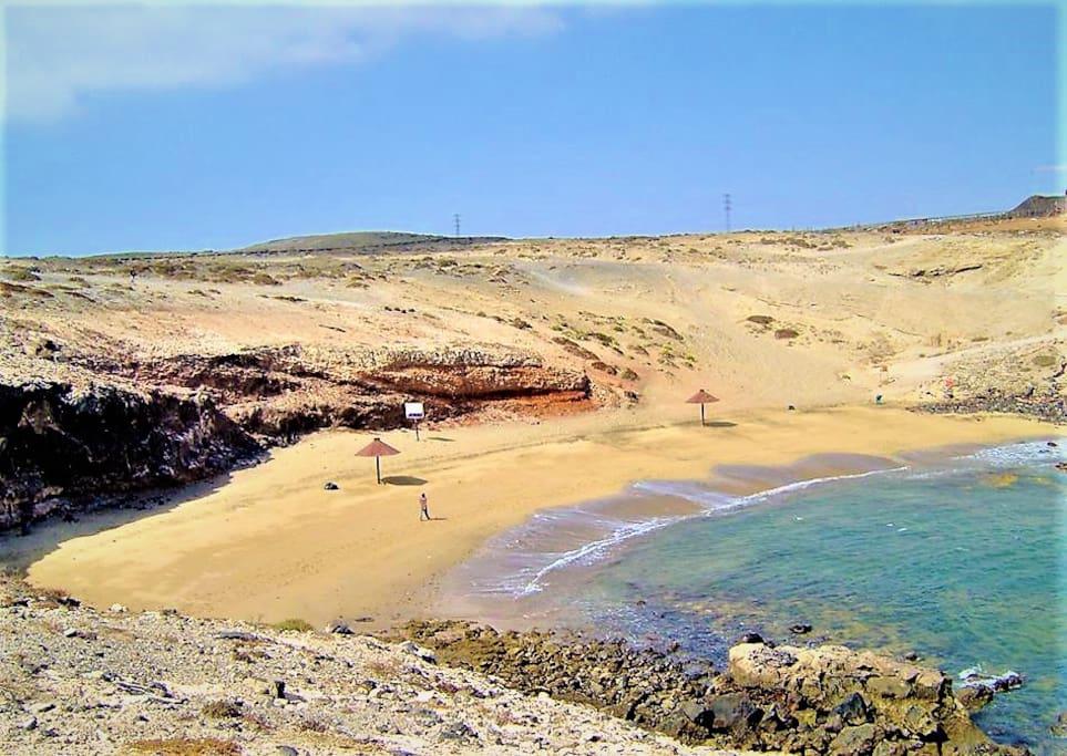 Playa Aguadulce a 7 min en coche